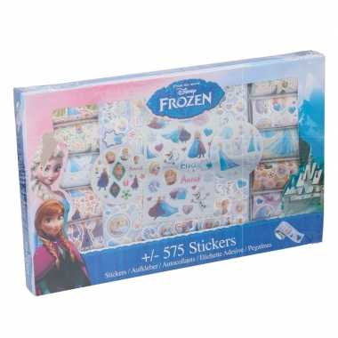 575 stuks disney frozen kinder stickers