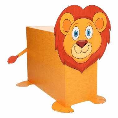 Leeuw surprise maken startpakket