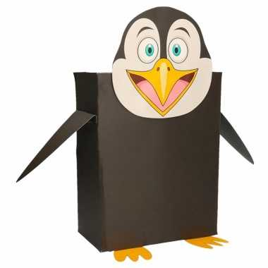 Pinguin surprise maken startpakket