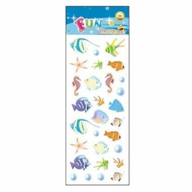 Poezie album stickers zeedieren vis 10101170