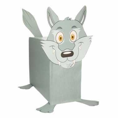 Wolf surprise maken startpakket