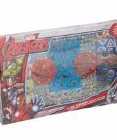 575 stuks disney avengers kinder stickers