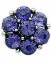 Chunk steentjes blauw 1 8 cm