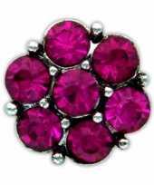 Chunk steentjes roze 1 8 cm