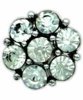 Chunk steentjes wit 1 8 cm