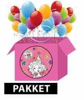 Creatief kinderfeest pakket jill van zapp