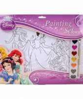 Disney prinsessen schilderen knutselset a3 type 1