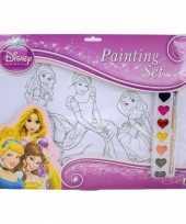 Disney prinsessen schilderen knutselset a3 type 2