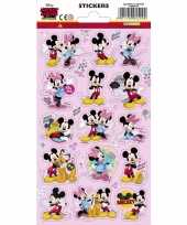 Disney stickers mickey en minnie mouse