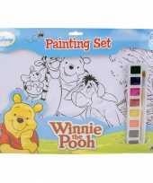 Disney winnie de poeh schilderen knutselset a3