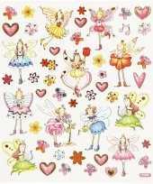 Elfen thema kinder stickers