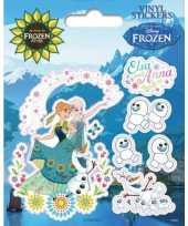 Frozen stickervelletje
