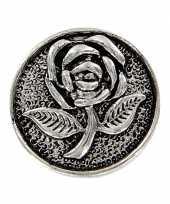 Gothic chunk met roos 1 8 cm