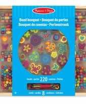 Kinder kralen pakket bouquet deluxe 220 stuks