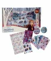 Mega voordeelbox disney frozen ii stickers 575 stuks