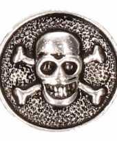 Piraat chunk met doodshoofd 1 8 cm