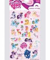 Poezie album stickers my little pony bubbel