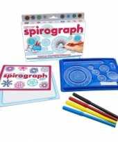 Spirograaf spiraalkunst tekenset