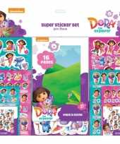 Stickerboek dora
